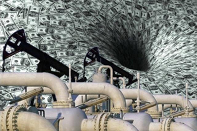 Neft-Oil-Gaz-Dollar