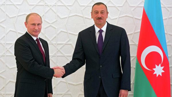 putin aliyev