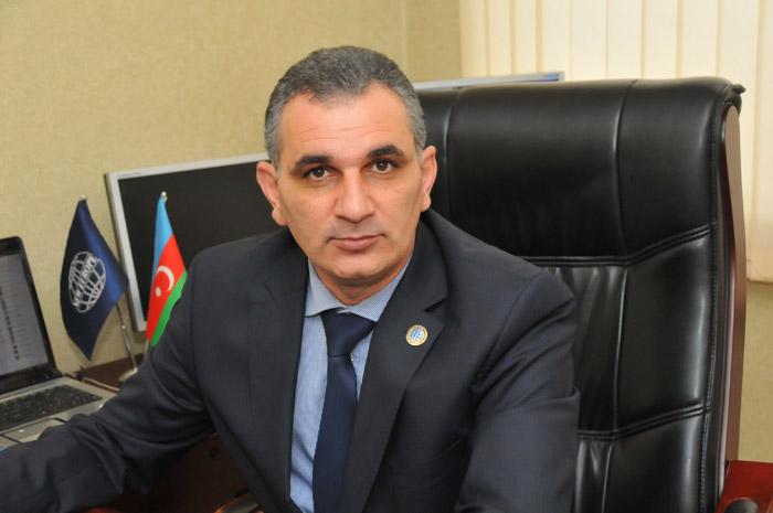 ARA prezidenti Vəfadar Axundov