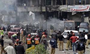 Pakistanda-terror