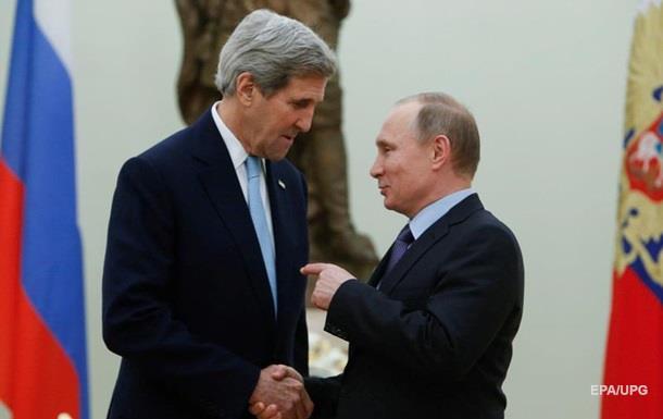 Putin-kerri