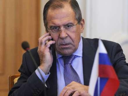 Rusiyanın Xarici İşlər naziri Sergey Lavrovun Bakıya səfəri başlayıb.