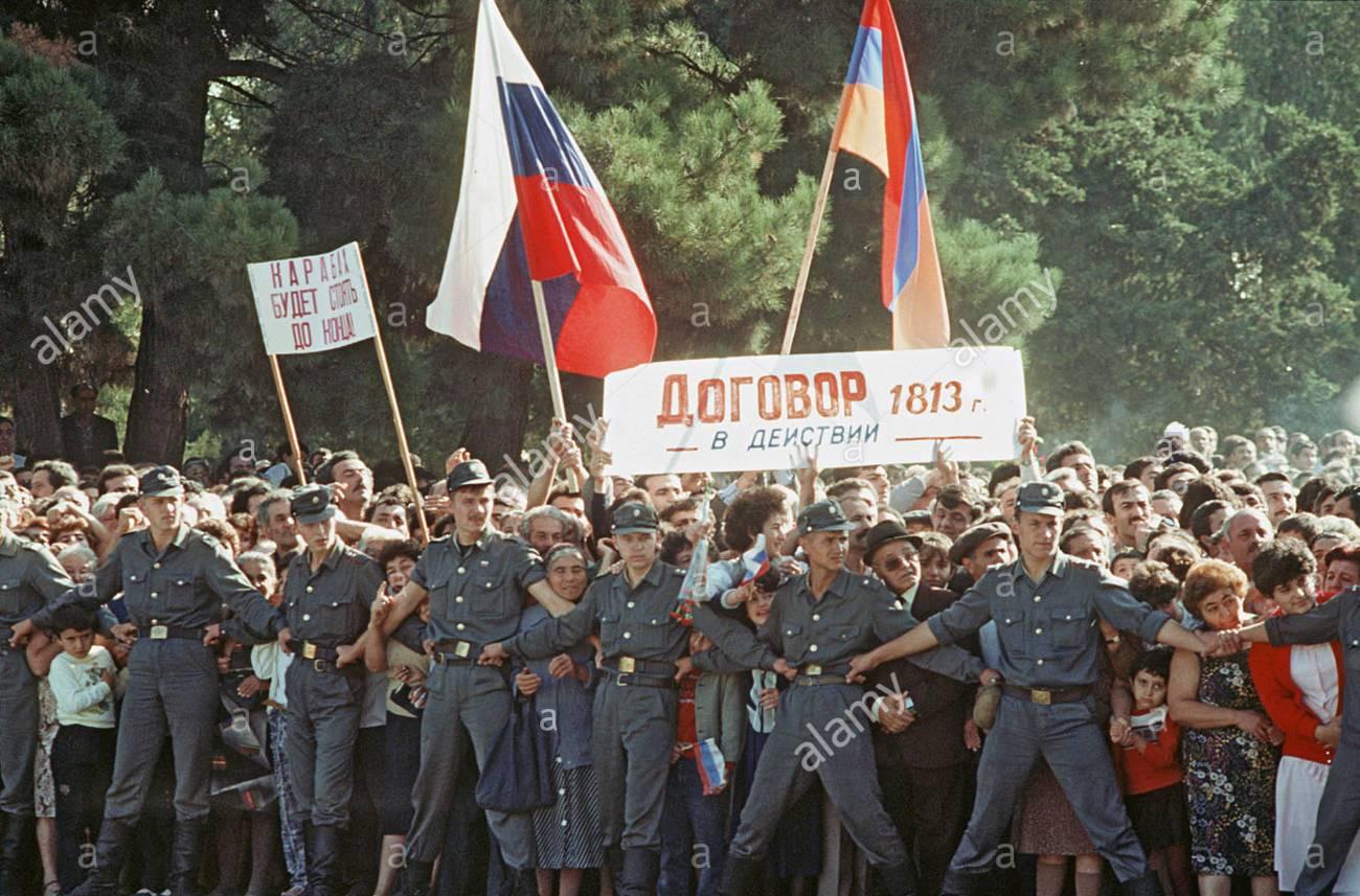 yeltsin nazarbayev 1991