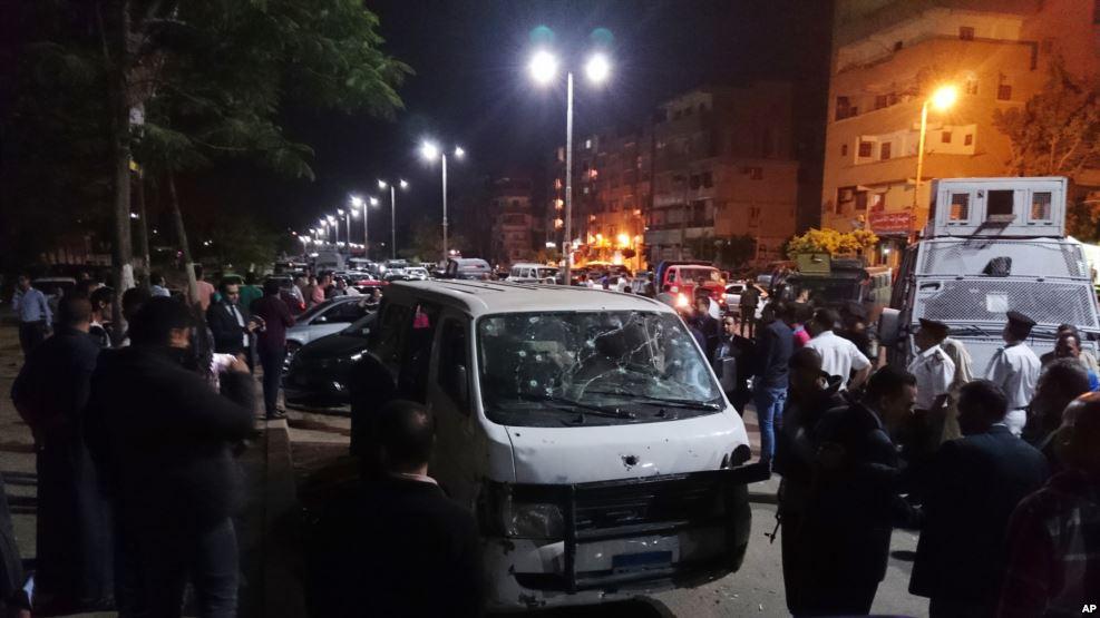 Türkiyədə partlayış - ÖLƏNLƏR VAR