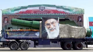 iran raket