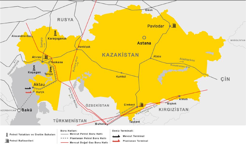 kazak-boru-hatti