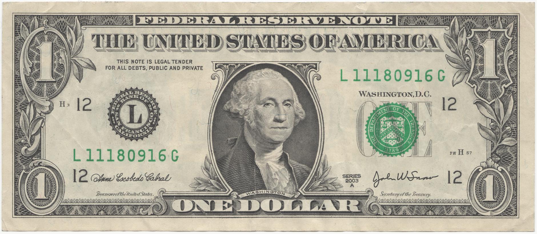 Dollars 543