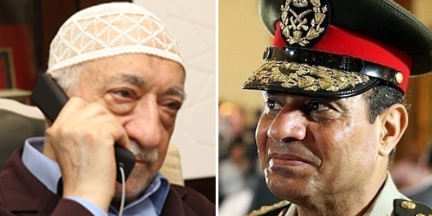Gülen vs Sisi
