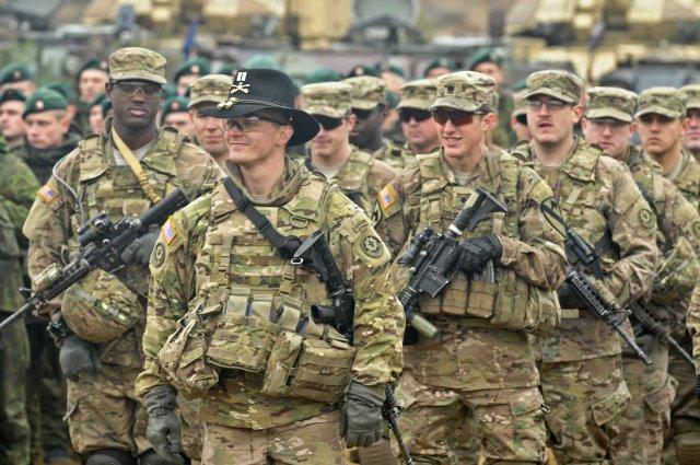 NATO army 965