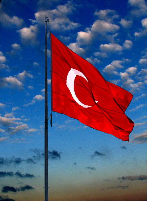 Türkish flag 22