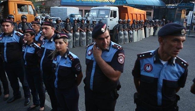 armenian coup