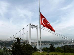 turk flag