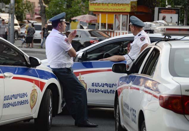yerevan polis