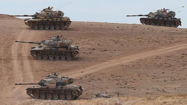 Türk - İslam ordusu daha bir dağı ələ keçirdi