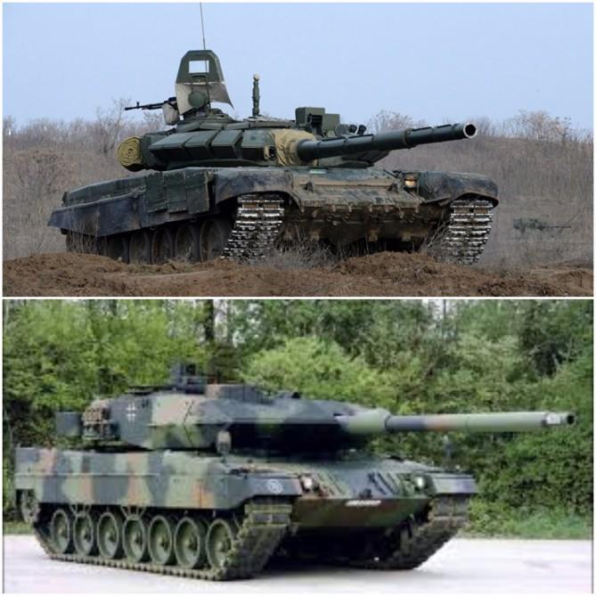 Leopard- T 72