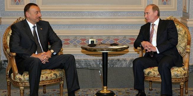 Putin-Eliyev