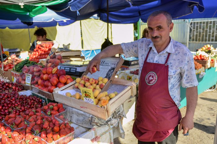 bazar rus