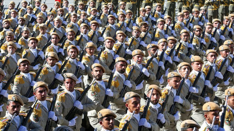 iran ordu sie