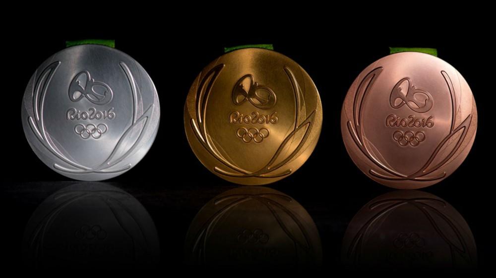 medallar-Rio
