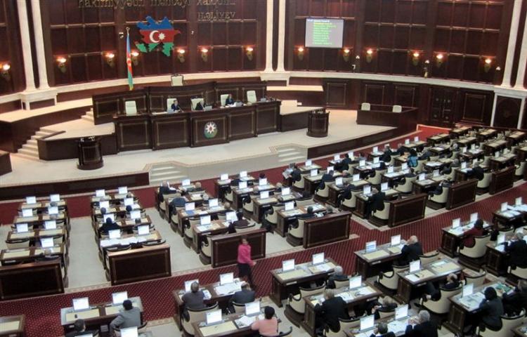 Gürcüstan parlamentinin vitse-spikeri Mili Məclisdə