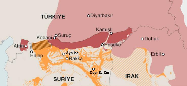 suriye-harita