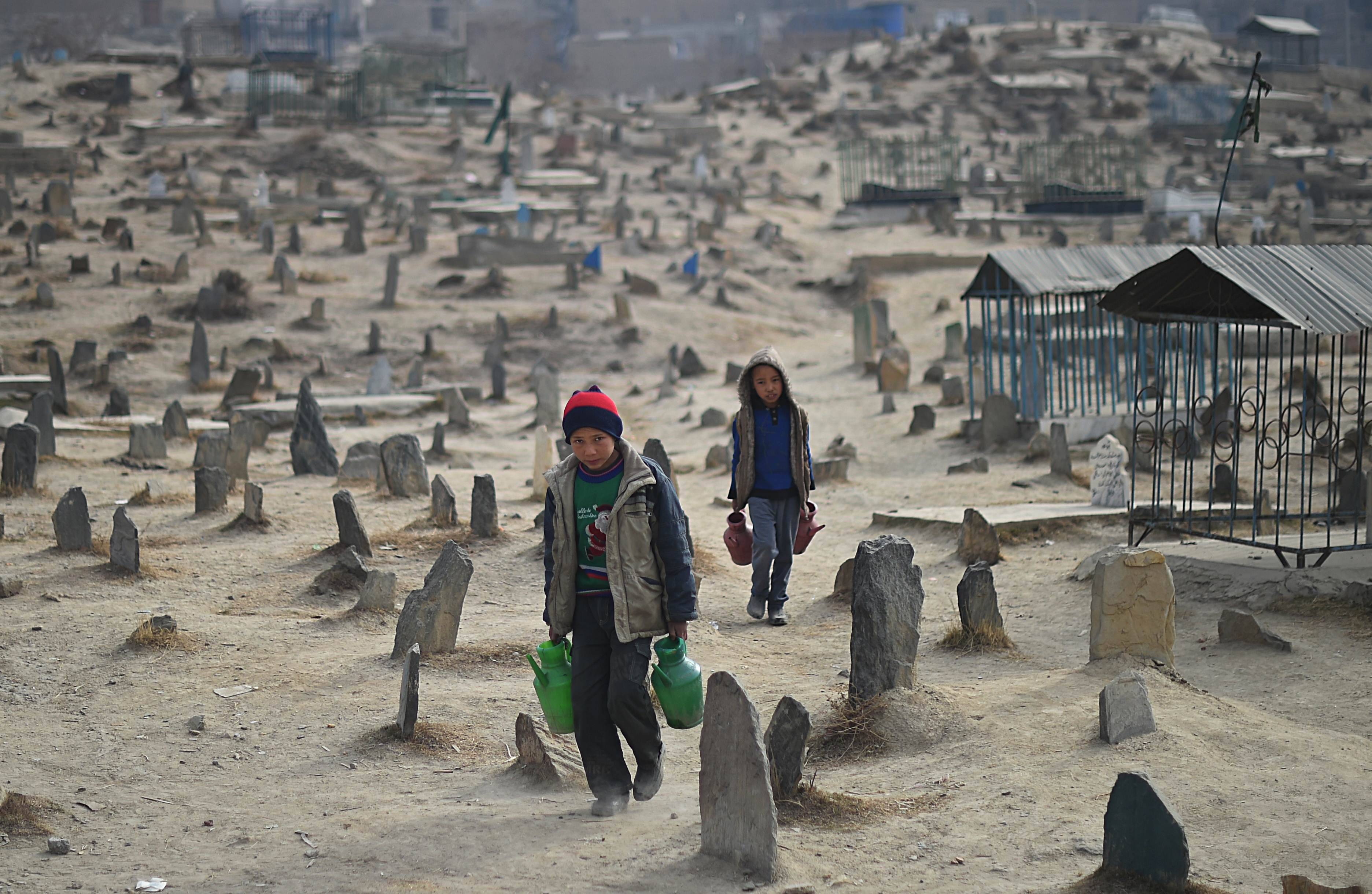 TOPSHOTS-AFGHANISTAN-SOCIETY