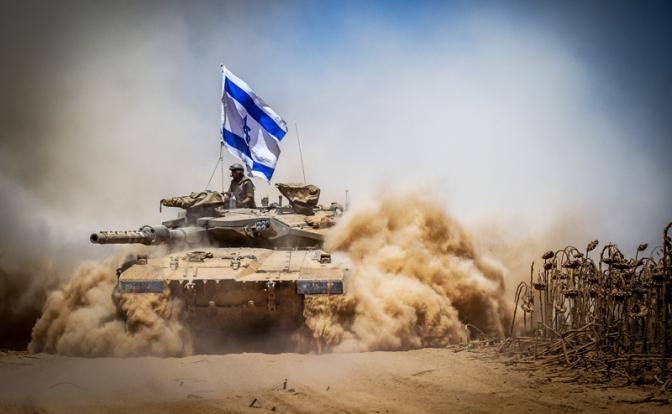 israil-ordu-tankk