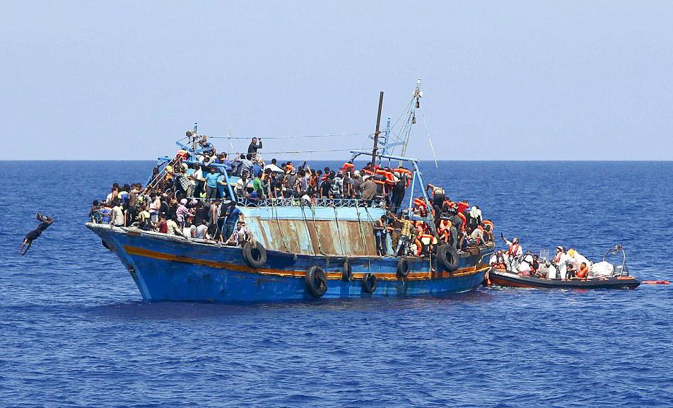 Liviya sahillərində miqrant faciəsi- 126 nəfər itkin düşüb