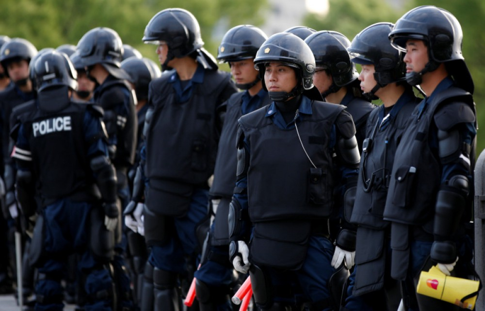 police-japan