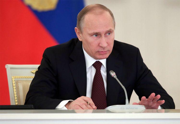 Putindən ölkədəki etiraz aksiyalarına REAKSİYA