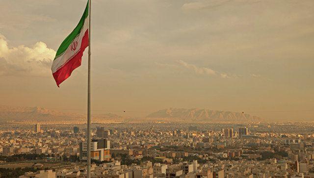 İran flag