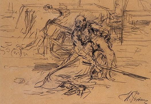 Ivan_the_Terrible_killing_his_son_(sketch,_1882,_GRM)
