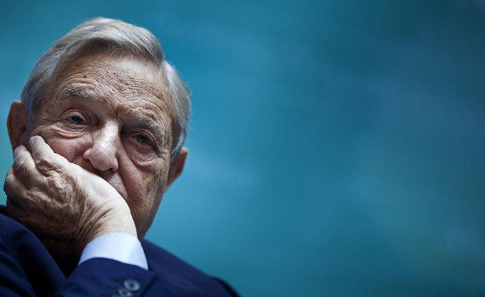 """86 yaşlı milyarder Soros da Trampı suçladı:""""Avropa Birliyi Putinin təsiri altına keçə bilər"""""""