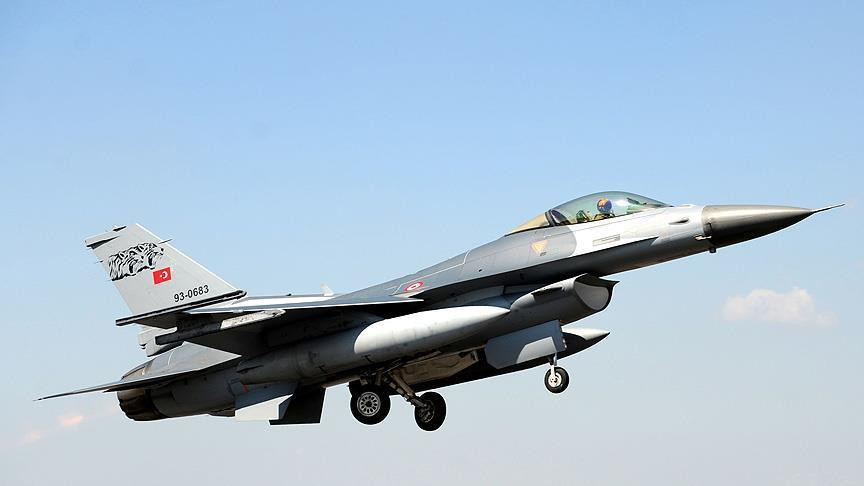 Turkish F16+