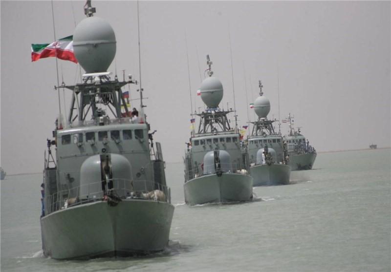 Iran Navy Saves