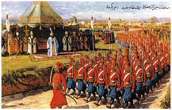 osmanlı-ordusu