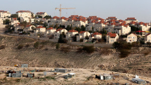 A general view shows the Israeli settlement of Maale Adumim in the occupied West Bank, near Jerusalem January 17, 2017. Picture taken January 17, 2017. REUTERS/Ammar Awad - RTSW9M6