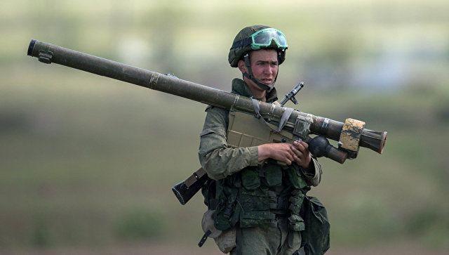 rus soldier