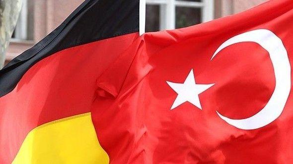 türk alman flag
