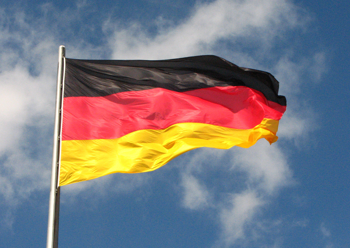 German flag 1