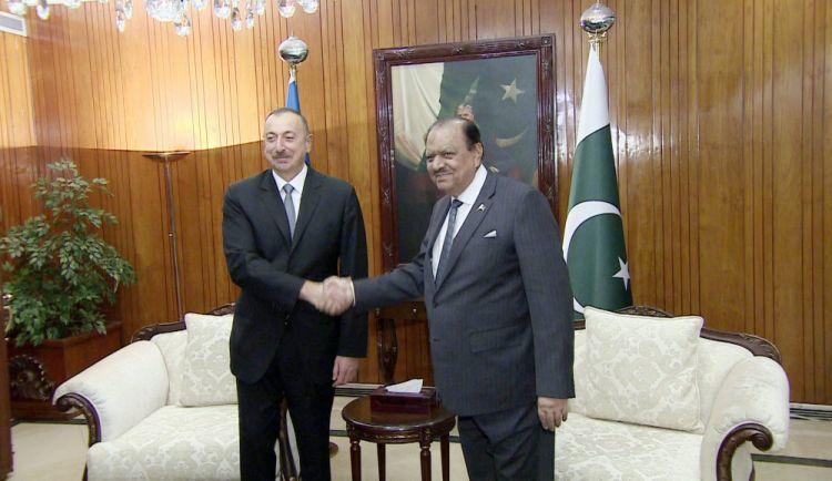 Pakistan prezident