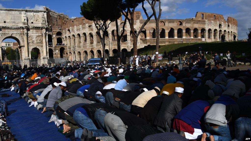 italiya islam