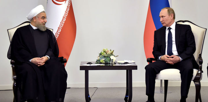 Rusiyanın müdaxiləsi ilə yaranan Yeni Yaxın Şərq: