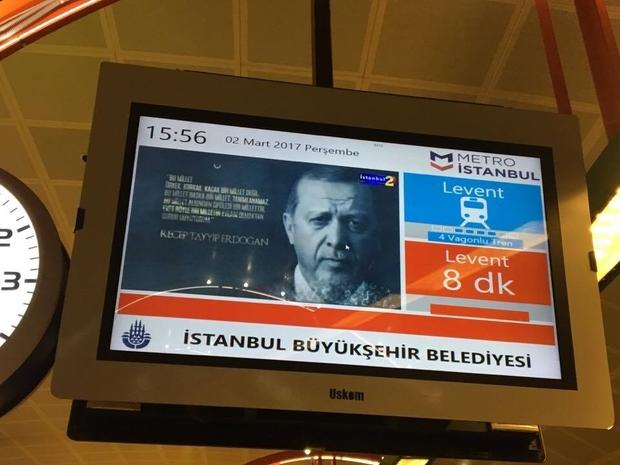 Erdogan campaign