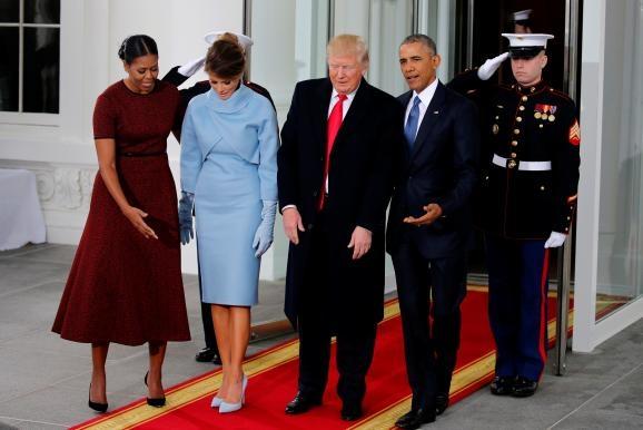 Obama Tramp