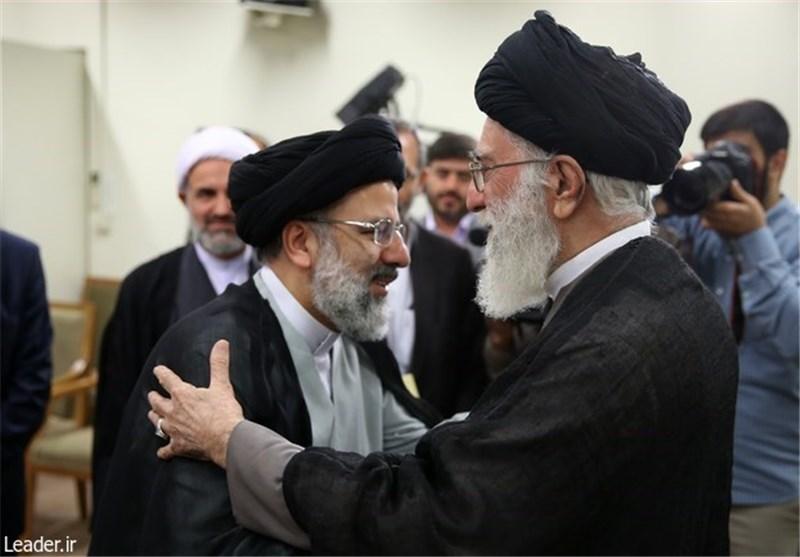 SL-appoints-Raeisi-as-the-new-chief-custodian-of-Astan-Quds-Razavi