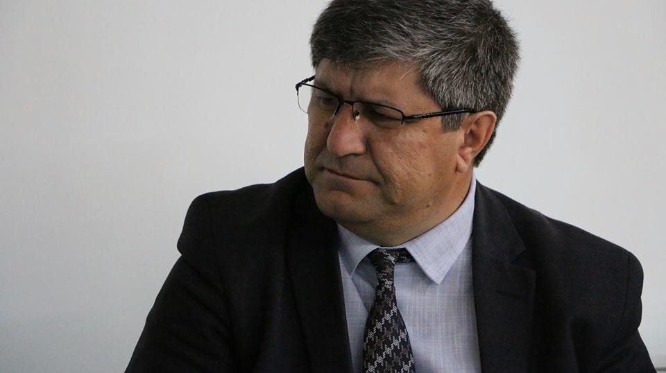 Jurnalist Əvəz Zeynallı polis tərəfindən saxlanılıb –