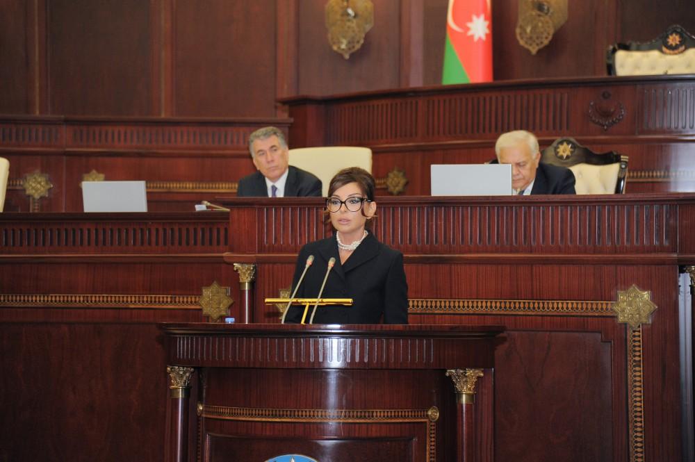 mehriban-eliyeva-parlamentde