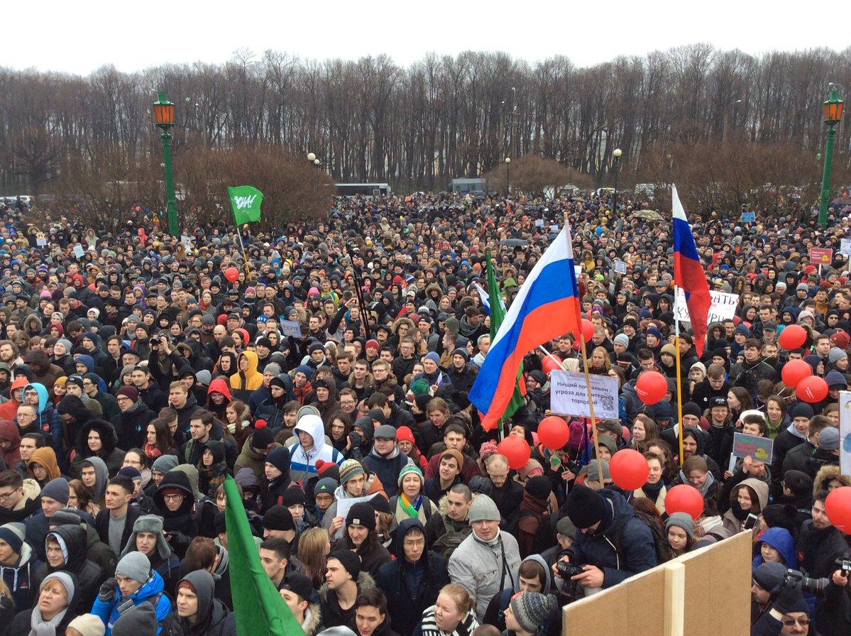 """Putin üçün """"rus baharı"""""""