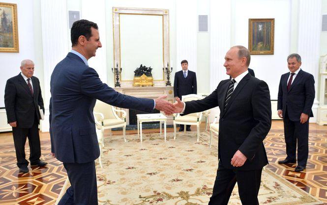 Kimyəvi bombanın arxasında kim var: Rusiya Suriyanı ABŞ-a satdımı?